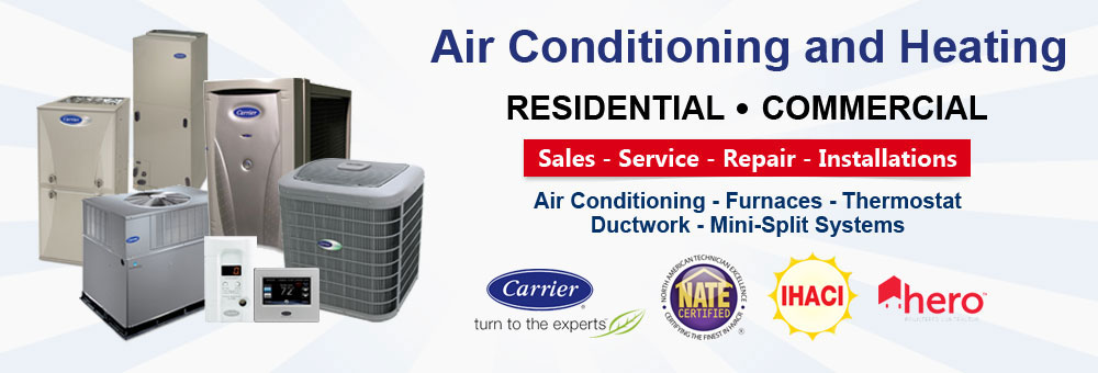 Residential, Commercial HVAC Contractor