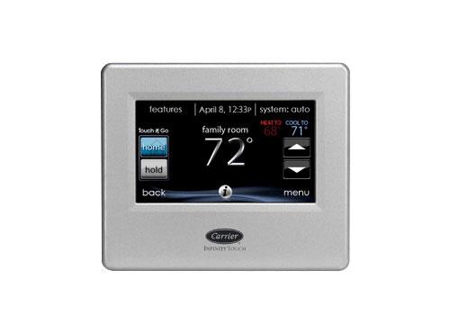 Carrier Digital Thermostat Sales Amp Installation San