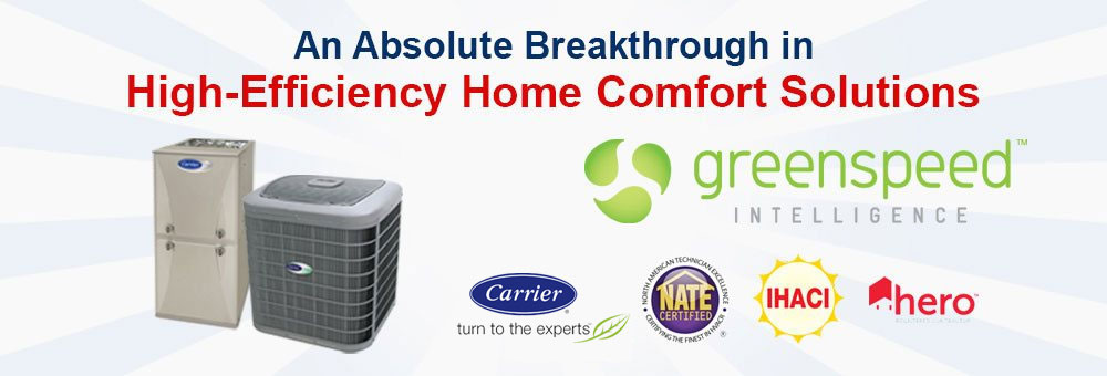 Energy Efficient AC & Heating